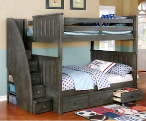 Looking for bunk beds