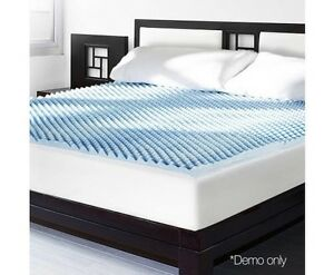 Gel Infused Egg Crate Mattress Topper - Double Adelaide CBD Adelaide City Preview