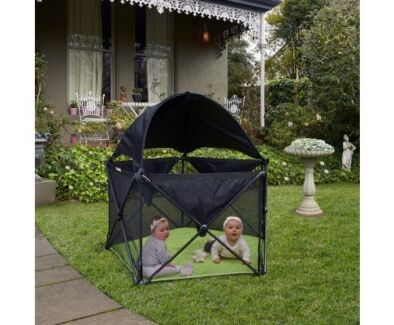 B-Lite Travel Den/ - Black/Green - perfect for home or holidays