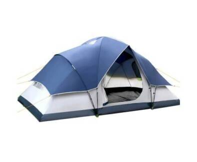 AUS FREE DEL-6 Person Family Outdoor C&ing Tent Navy Grey w Bag  sc 1 st  Gumtree & family tent in Sydney Region NSW | Camping u0026 Hiking | Gumtree ...