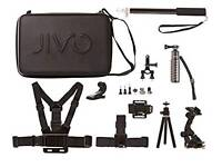 Jivo go gear. Go pro accessories kit