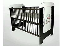 Brand New Baby Cot Plus mattress.