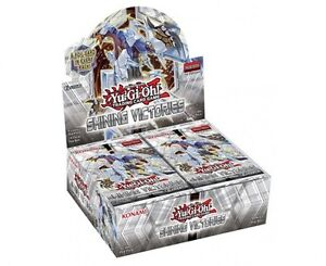 Yu-Gi-Oh Shining Victories, Dragons of Legend Booster Box & More