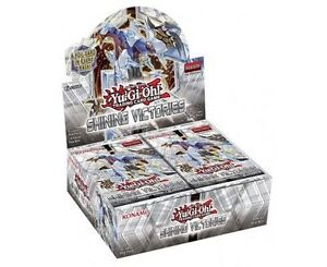 Yu-Gi-Oh: Shining Victories Booster Boxes & Packs