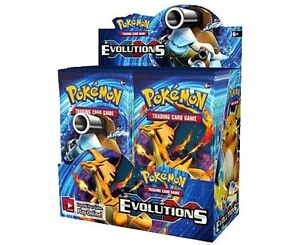 Pokemon Evolutions Booster & Elite Trainer Boxes Now Available