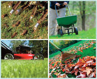 Edmonton and area Summer Lawn Care - www.servicebusters.ca