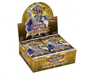 Yu-Gi-Oh Booster Boxes Now Available @ Breakaway