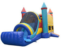 Bouncy Castle and Fun Food Rentals *Summer Weekday Specials*