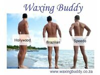 MALE WAXING TRIM AT LONDON BRIDGE.