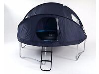 Atlantic trampoline Tent for sale - good condition, only occasionally used (8m tramp. fit)