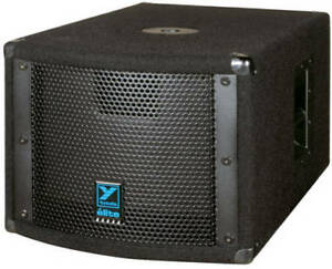 Yorkville Elite LS200P Powered Bass Sub Price Reduced