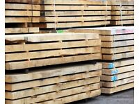 Oak Railway Sleepers for Sale in Thetford, Norfolk and Bury St Edmunds, Suffolk