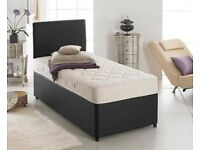 🌺🌺 !-BEST PRICE OFFERED!-🌺 brand new single-double-king-size divan beds with superb mattress