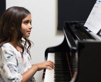 Professional Piano teacher with a few spots left, Red Deer Music