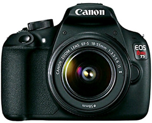 Canon EOS Rebel T5 (IS)  Camera With 18-55mm Lens Kit