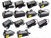 Various laptop chargers