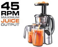 NEW Home Slow Juicer for Fruits and Vegetables like Hurom