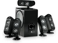 Logitech X530 5:1 Surround Sound Speakers