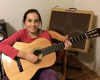 The Best Beginner Kids Guitar Lessons in Richmond Hill