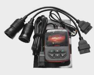 Heavy Duty Truck Code Reader Diagnostic Scan Tool CR-HD