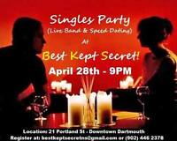 Singles Party at Downtown Dartmouth Newest Bar - April 28th 9pm