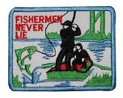 Fishing Badge