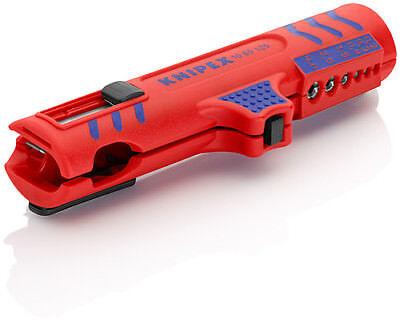 KNIPEX Universal Abmantelungswerkzeug 16 85 125 Abisolier Zange 1685125 NEU
