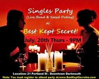 Biggest Singles Party Event - July 20th 9pm