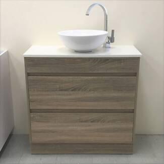 Timber Finish Bathroom Vanity 600 750 900 1200 1500mm Other Home Garden Gumtree Australia Swan Area Malaga 1157790245