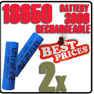 2-x-UltraFire-18650-3-7V-Rechargeable-Lithium-Battery-3800mAh-Blue