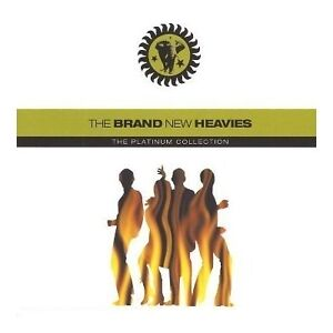 THE BRAND NEW HEAVIES The Platinum Collection CD NEW