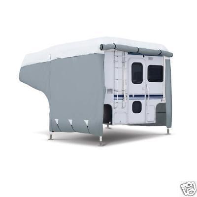 Deluxe PolyPro III Overhead 10-12' Camper Heavy Duty Storage Cover