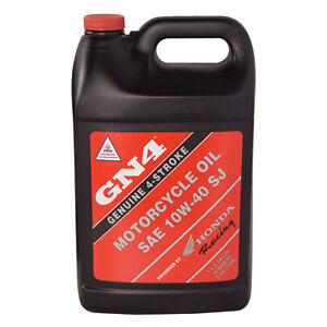 4 Ea Pro Honda Gn4 4 Stroke Motor Oil 10w 40 Gallon