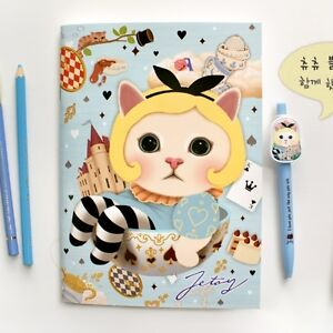 Cute Kawaii Line Notebook / Jetoy Choo Choo Friends Note vol.1