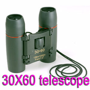 day and night vision SAKURA 30X60 COMPACT MINI BINOCULARS TELESCOPES - UKSELLER