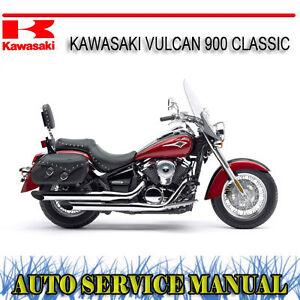 Vulcan 900 repair manual Download