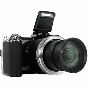 HP-D3500-DIGITAL-CAMERA-14MP-36x-OPTICAL-ZOOM-3-LCD-HD-VIDEO-HPD3500-BLACK-NEW