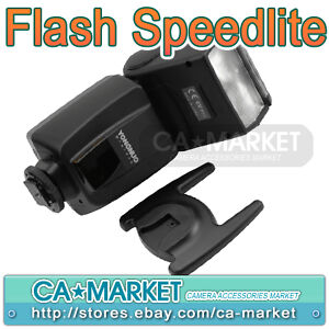 flash speedlite YN460 hot shoe for Canon 30D 20D 40D 1000D 550D 400D XS T1i XSi