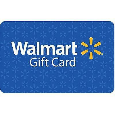 Walmart Gift Card $100 on Rummage