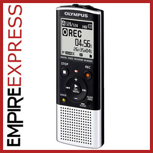 OLYMPUS-VN-8100PC-DICTAPHONE-DIGITAL-VOICE-RECORDER-USB-PC-2GB-RRP-99-CASE