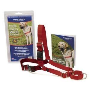 Premier Easy Walk Dog Collar Harness Training Stops Dogs Pulling On There Lead