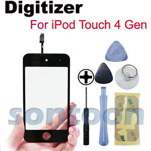 NEW-LCD-Digitizer-Screen-Glass-Replacement-Tools-for-Apple-iPod-Touch-4-4th-Gen