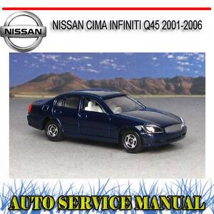 NISSAN-CIMA-INFINITI-Q45-2001-2006-WORKSHOP-REPAIR-SERVICE-MANUAL-DVD