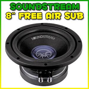 soundstream rf 8w 8 034 free air sub subwoofer holden ford. Black Bedroom Furniture Sets. Home Design Ideas