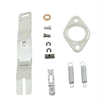1963-1971 Type 2 Vw Bus Right Heater Box Lever Kit