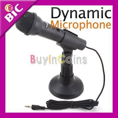 Микрофон Dynamic Microphone Mic for PC Desktop Karaoke Skype