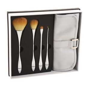 4-Makeup-Brushes-Brush-Roll-Case-Set-ABT-Advanced-Beauty-Tools-Face-Eye