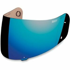 NEW-ICON-BLUE-FOG-FREE-PROSHIELD-RST-HELMET-VISOR-SHIELD-MOTORCYCLE-PRO-ALLIANCE
