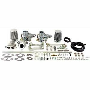 VW-Dune-Buggy-Dual-EPC-34-EMPI-Carb-Kit-Dual-Port