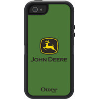 OTTERBOX DEFENDER CASES (JOHN DEERE) FOR THE IPHONE  5